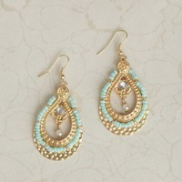 Riviera View Earrings at ShopRuche.com