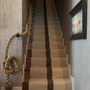 Nautical Stairways – Just Add Rope!