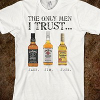 trust it  - Clever Clothes - Skreened T-shirts, Organic Shirts, Hoodies, Kids Tees, Baby One-Pieces and Tote Bags