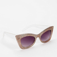 Blinding Daze Cat-Eye Sunglasses