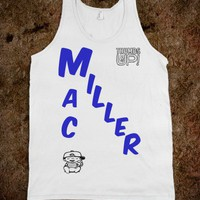 MAC MILLER TANK - music heaven - Skreened T-shirts, Organic Shirts, Hoodies, Kids Tees, Baby One-Pieces and Tote Bags