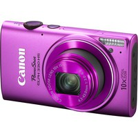 CANON - PowerShot ELPH 330 HS 12.1-Megapixel Digital Camera
