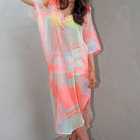 Desert Daze Kaftan | Timeless Boutique
