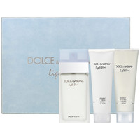 Sephora: Dolce & Gabbana : Light Blue Gift Set : gift-value-sets-fragrance