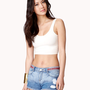 Destroyed Embroidered Denim Shorts | FOREVER 21 - 2047003241