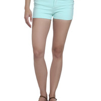 Color Moleton Short | Shop Bottoms at Wet Seal