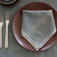 Commune Grey Linens - Cook & Dine - Heath Ceramics
