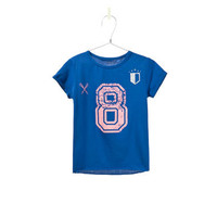 T-SHIRT  Nº8 - T-shirts - Girl - Kids - ZARA United States
