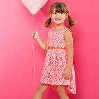 Buy Fluro Pink Lace Dress (3mths-6yrs) online today at Next Direct United States of America
