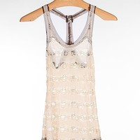 BKE Lace Tank Top - Women's Shirts/Tops | Buckle