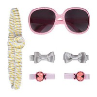 JUST ONE YOU® Made by Carters Newborn Girls' Sunglass Set - Pink Newborn