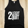 2 legit 2 quit retro 90s print - Social Tees - Skreened T-shirts, Organic Shirts, Hoodies, Kids Tees, Baby One-Pieces and Tote Bags
