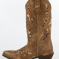 Laredo Leopard Print Inlay Cowboy Boot - Women's Shoes | Buckle