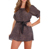 Cat Scratch Fever Dress