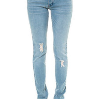 Cheap Monday Skinny Jean in Blue