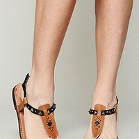 Coconuts by Matisse  Modesto T-Strap Sandal at Free People Clothing Boutique