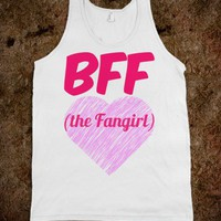 BFF - THE FANGIRL TANK