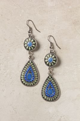 Silversmith Double Drops - Anthropologie.com