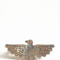 Double Wings Ring By Jen's Pirate Booty - $44.00 : ThreadSence, Women's Indie & Bohemian Clothing, Dresses, & Accessories