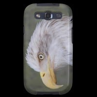 Bald Eagle Samsung Galaxy SIII Cases from Zazzle.com