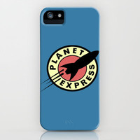 Planet Express iPhone &amp; iPod Case by Valerie Hoffmann