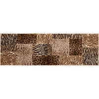 Walmart: Better Homes and Gardens Animal Print Woven Polypropylene Runner