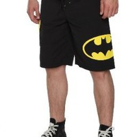 DC Comics Batman Swim Trunks:Amazon:Clothing