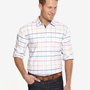 Red Check Wilby Mens Shirt  | Joules UK