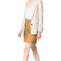 STRIPED LINEN BLAZER - Blazers - Woman - ZARA United States