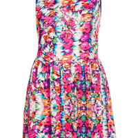 Summer Floral Flippy Dress - New In This Week - New In - Topshop USA