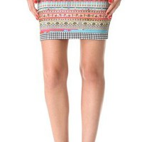 Clover Canyon Bengal Tigers Skirt | SHOPBOP
