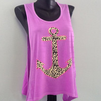 Tank Top - Anchor