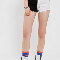 BDG Dree High-Rise Colorblock Cheeky Short
