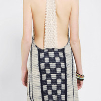 Ecote Patchwork Dress
