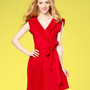 Pleated New Girl Dress - FF Exclusive