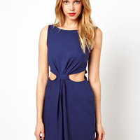 Love Cut Out Detail Dress