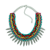CHAIN NECKLACE WITH FEATHERS - Accessories - Accessories - Woman - ZARA United Kingdom