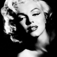 "LARGE MARILYN MONROE CANVAS ART PRINT BLACK AND WHITE 30"" X 20"" READY TO HANG:Amazon:Kitchen & Home"