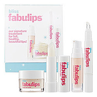Bliss Fabulips  : Travel & Value Sets | Sephora