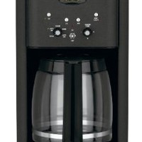 Amazon.com: Cuisinart DCC-1200BW Brew Central 12-Cup Programmable Coffeemaker, Matte Black Metal: Kitchen & Dining