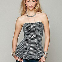 Free People  Retro Girl Top at Free People Clothing Boutique