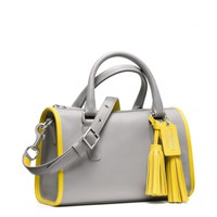 Coach :: Legacy Archival Two Tone Satchel