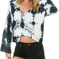 BLU MOON HAYLEY BELL SLEEVE TOP | Swell.com