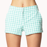 Essential Gingham Shorts