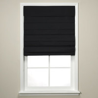 Black Chatham Cellular Cordless Shade