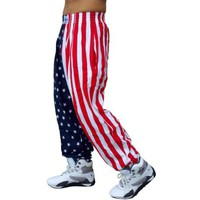 F500 American Flag Pants by Best Form