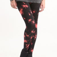 Nollie Splatter Paint Leggings at PacSun.com