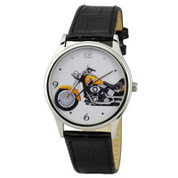 Motorcycle Watch can custom made by SandMwatch on Etsy
