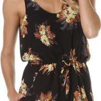 MINKPINK DARKNESS PLAYSUIT | Swell.com