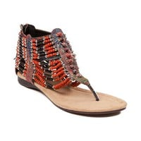 Womens Shi by Journeys Halona Sandal, Orange  Journeys Shoes